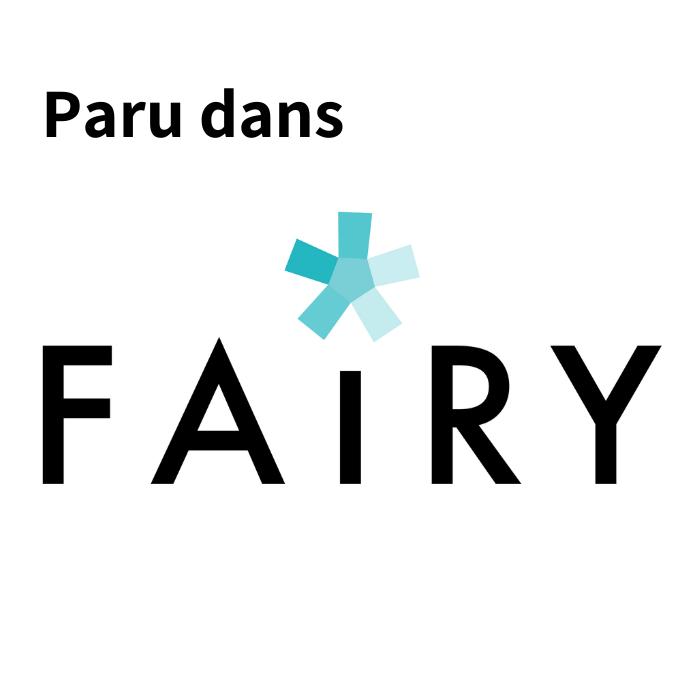 Article paru dans la presse Studio Fairy