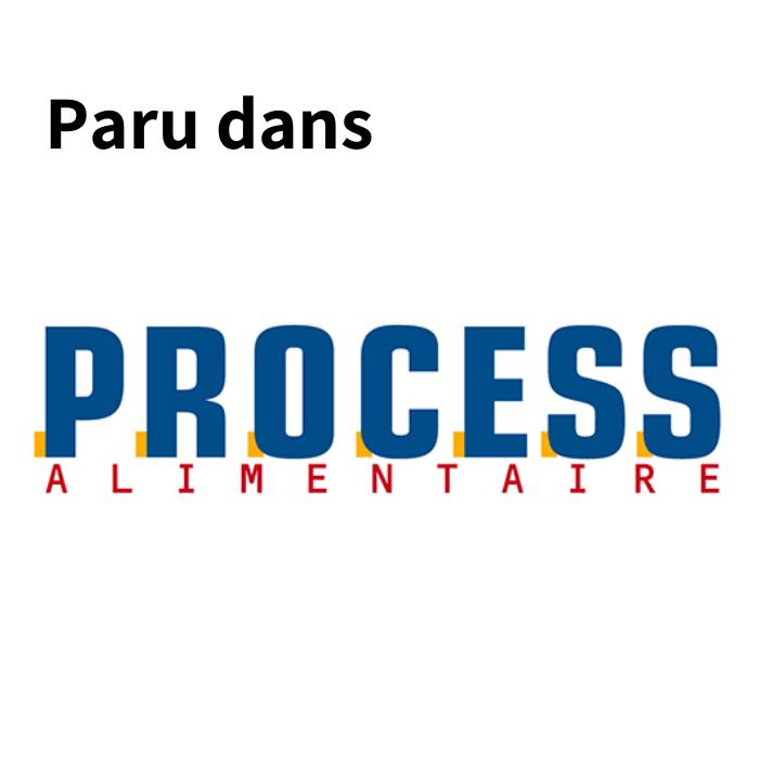 Article Skyr Apero Puffys dans la presse Process Alimentaire