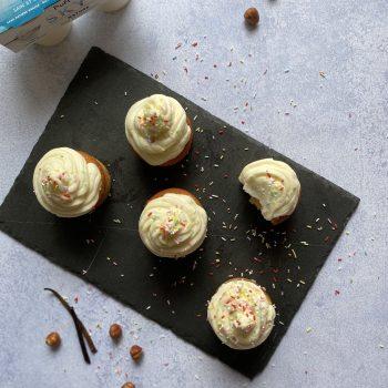 Cupcakes avec glacage au SKYR