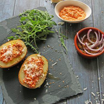 Recette de patates épicées - Potatoes Puffy's
